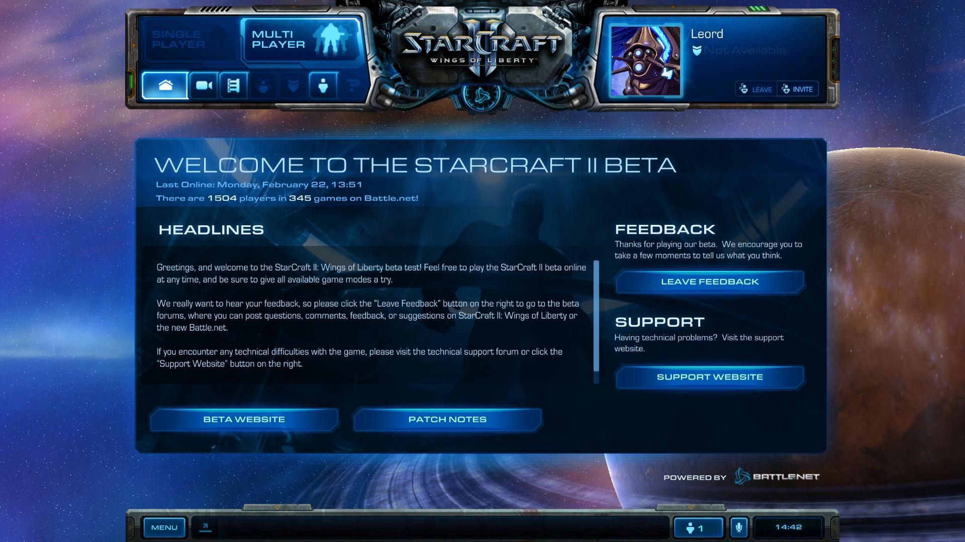 StarCraft II - Immagini dalla versione Beta