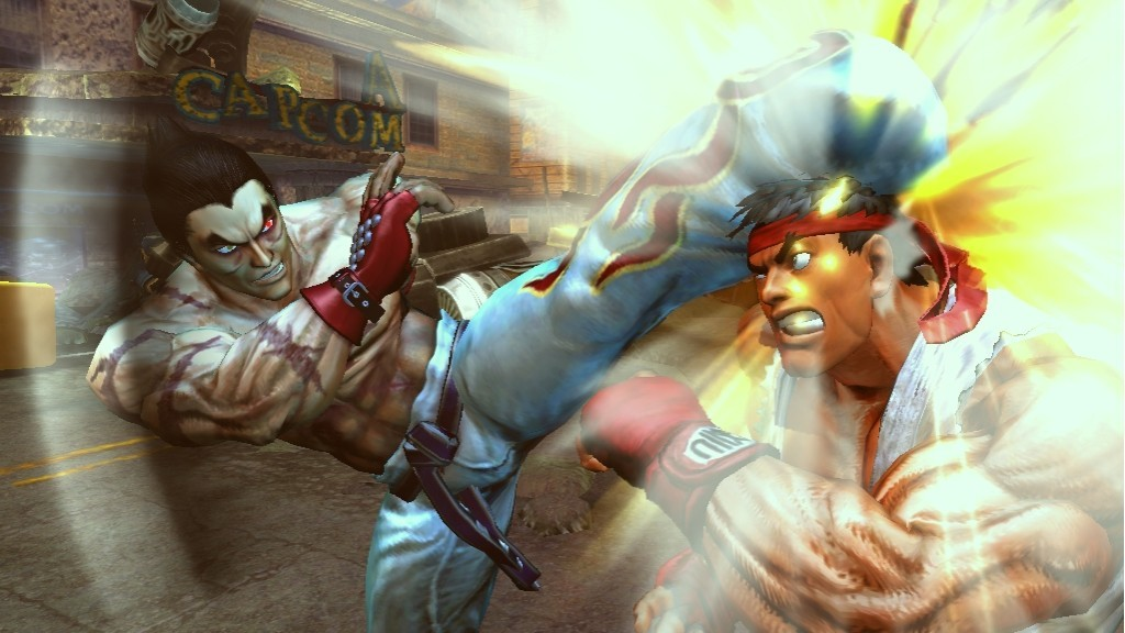 Street Fighter x Tekken - Screenshots