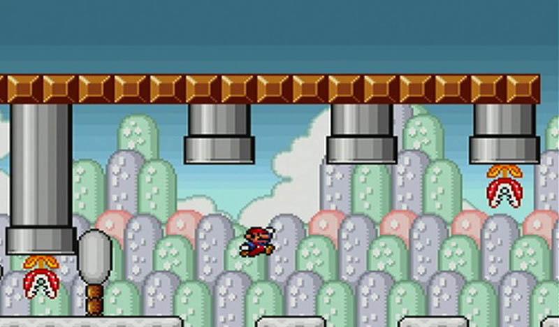 Super Mario All-Stars 25° Anniversario - Screenshots