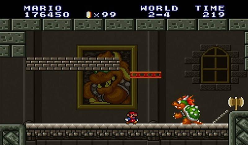 Super Mario All-Stars 25° Anniversario - Vecchi ricordi