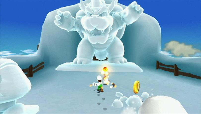 Super Mario Galaxy 2 - Mario è con Luigi