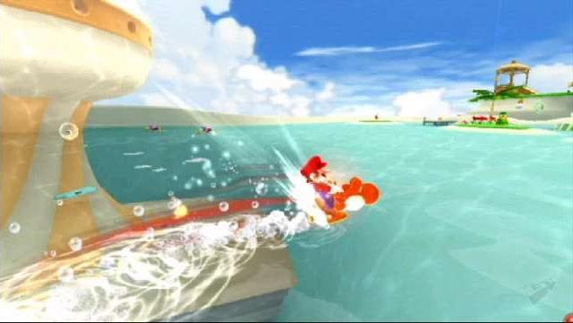 Super Mario Galaxy 2 - Super Mario dal gameplay
