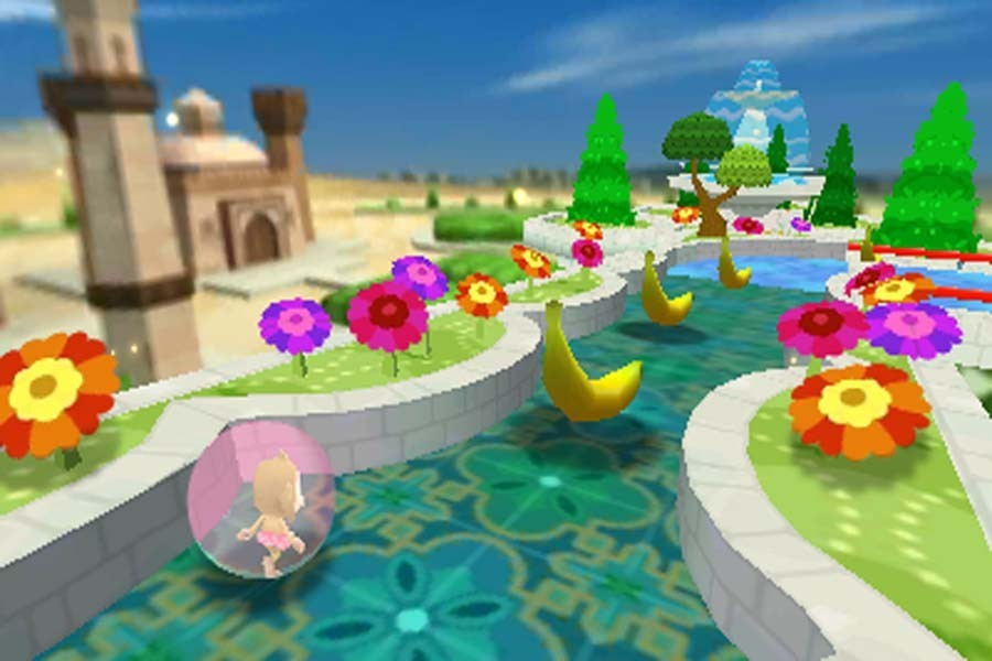 Super Monkey Ball 3D - Primi screenshots