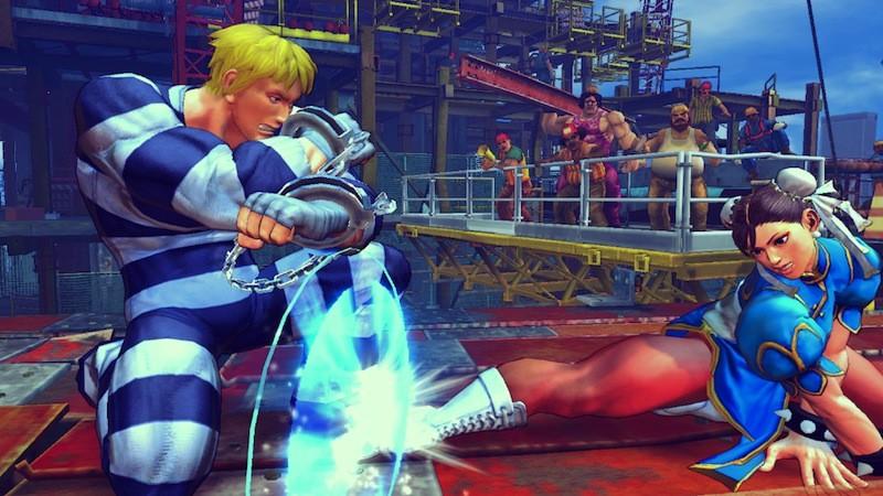 Super Street Fighter IV - Combattenti nati