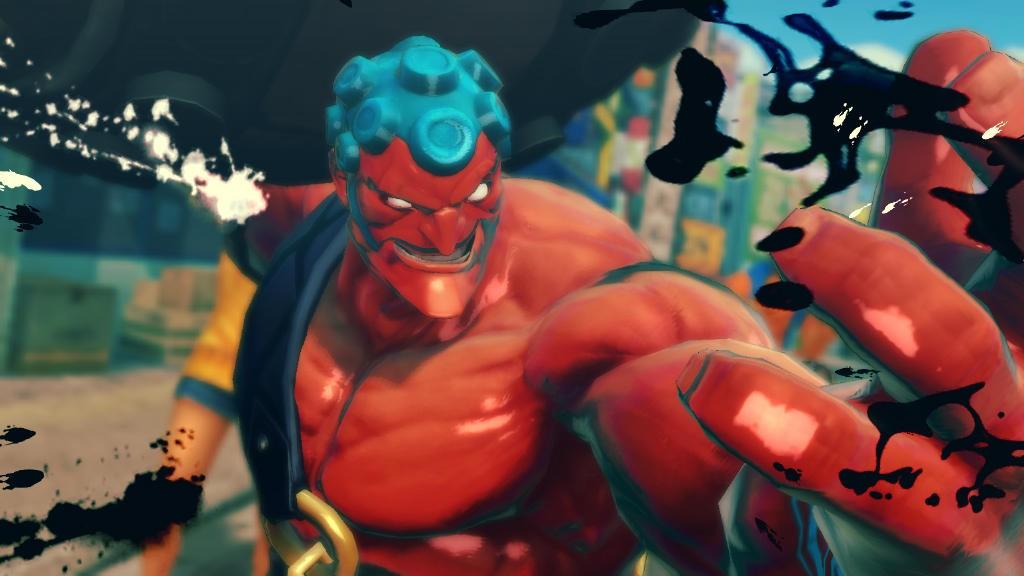 Super Street Fighter IV - Fighters