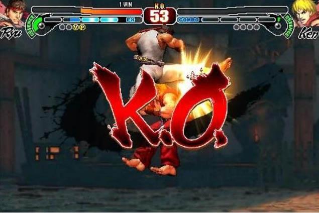 Street Fighter IV - iPhone screenshots