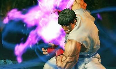 Super Street Fighter IV 3D - Altre immagini