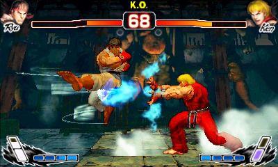 Super Street Fighter IV 3D - Lotta in tre dimensioni