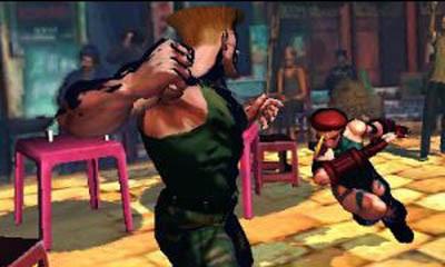 Super Street Fighter IV 3D - Screenshots