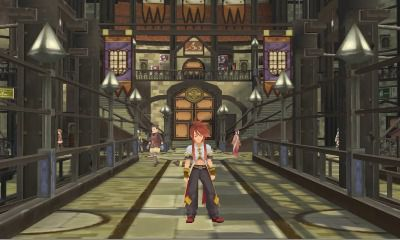 Tales of the Abyss - Screenshots