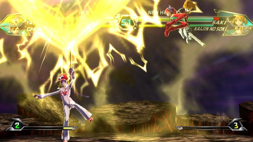 Tatsunoko vs. Capcom - Yatterman 2