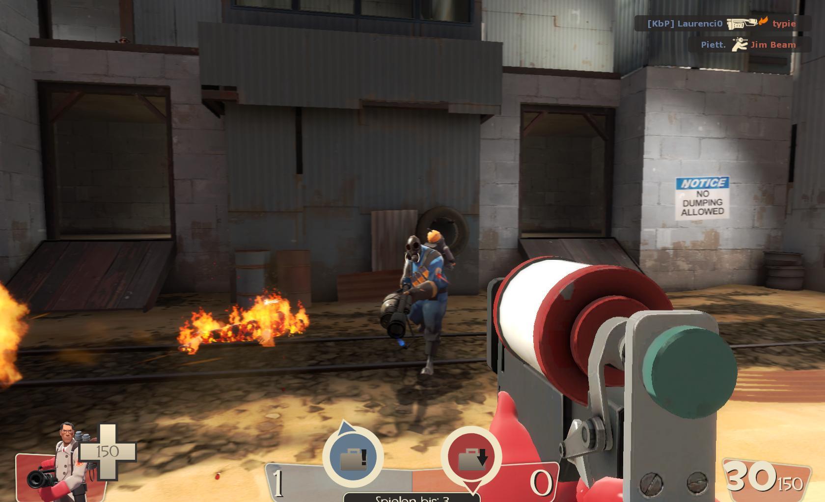 Team Fortress 2 - Il team al completo