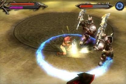 Tehra Dark Warrior - Lotta con il drago