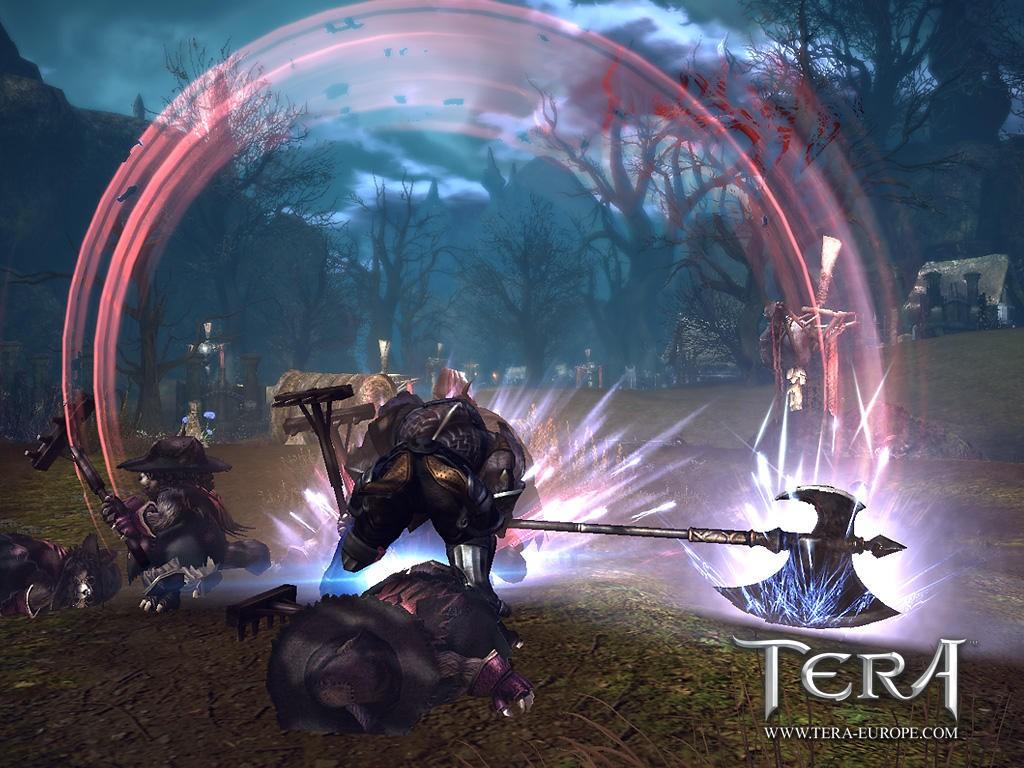 TERA: The Exiled Realm of Arborea - Altri screenshots