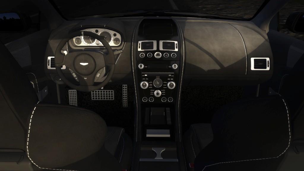 Test Drive Unlimited 2 - In garage e sulla strada