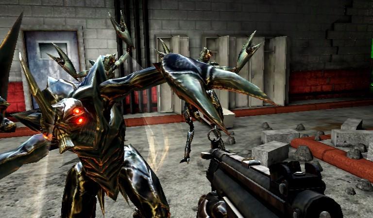 The Conduit 2 - Screenshots in game