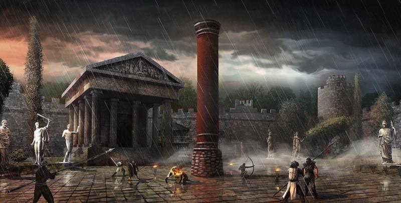 The Cursed Crusade - Prime immagini