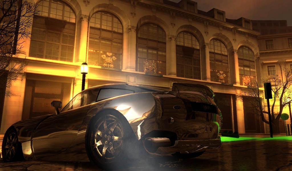 The Heavy: The Game - Primi screenshots
