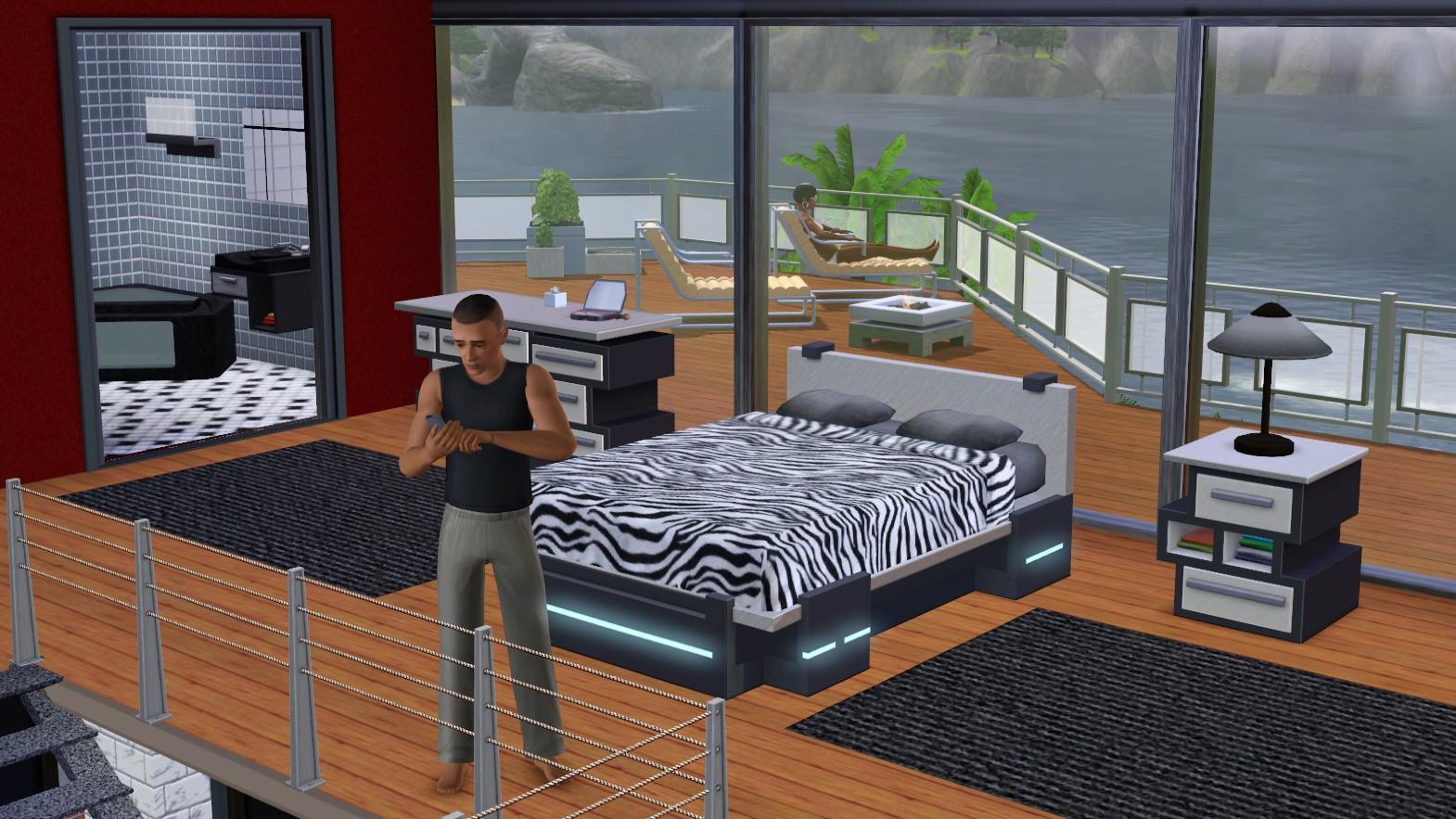 The Sims 3 - Design & Hight-Tech Stuff
