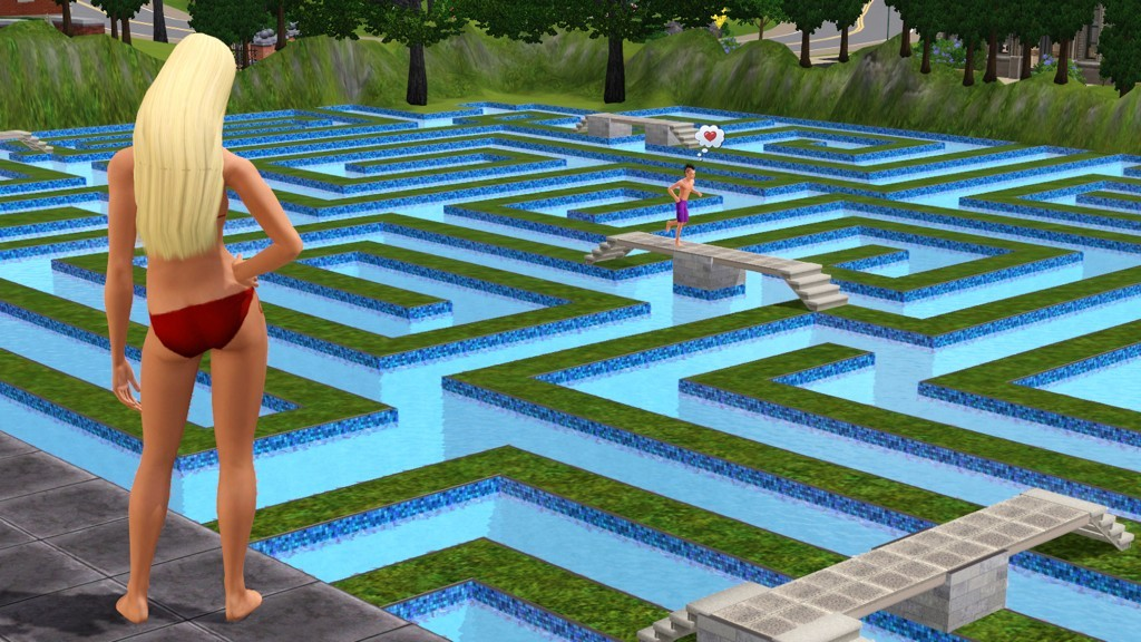 The Sims 3 - Strane reazioni
