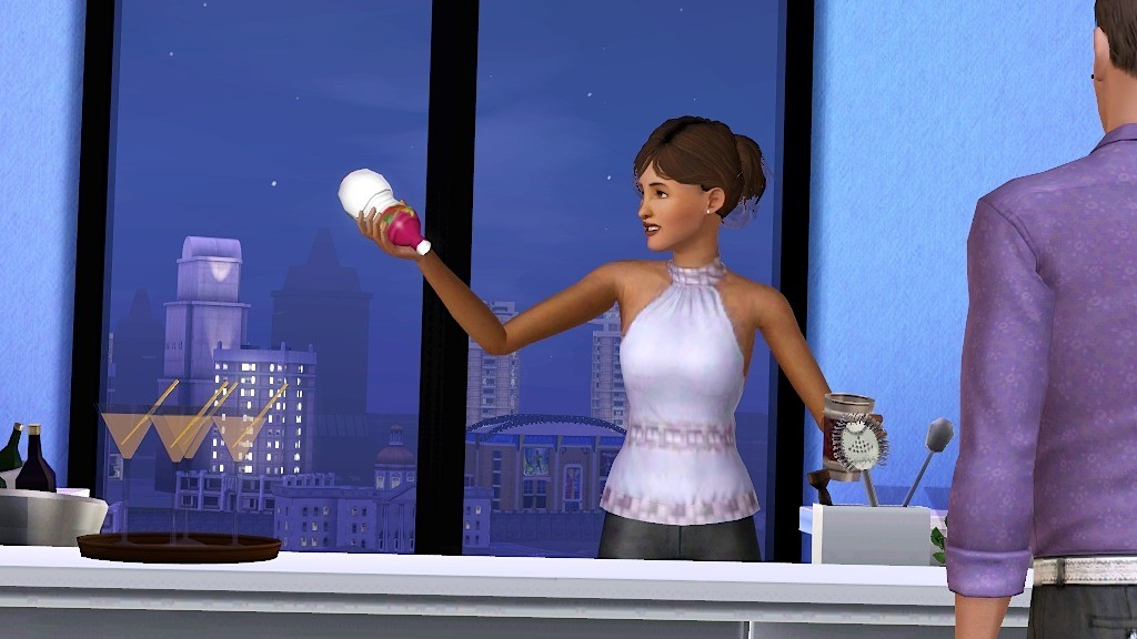 The Sims 3: Late Night - Vita notturna