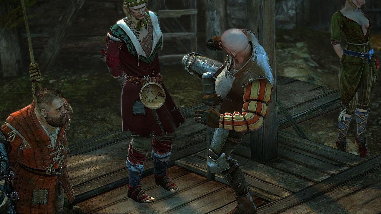 The Witcher 2 - Altri Screenshots
