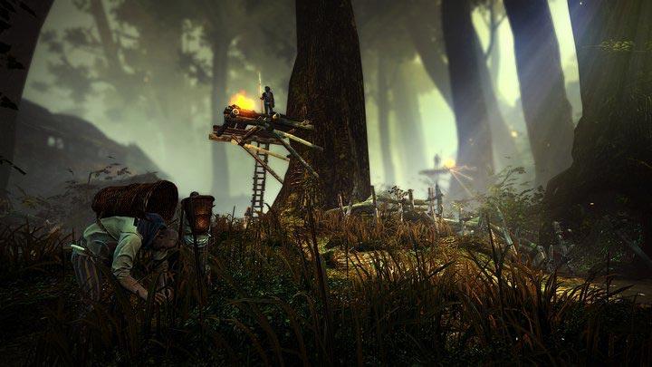 The Witcher 2 - Le prime immagini