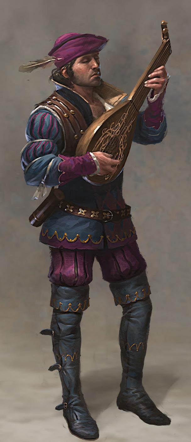 The Witcher 2 - Screenshots e Artwork