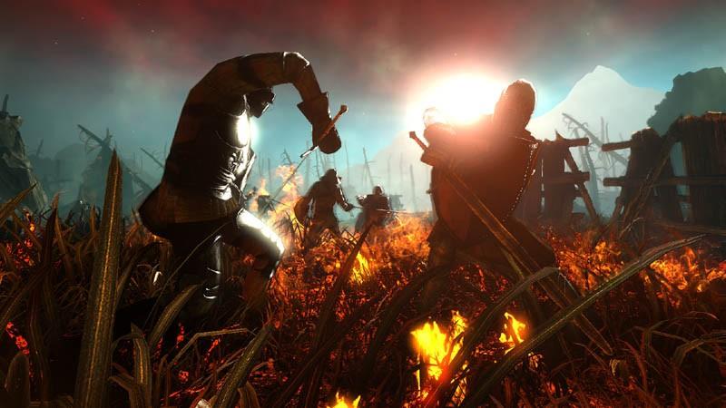The Witcher 2: Assassins of Kings - La battaglia