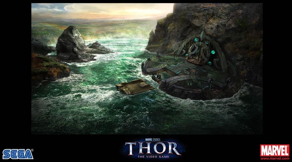 Thor: The Video Game - Le prime immagini