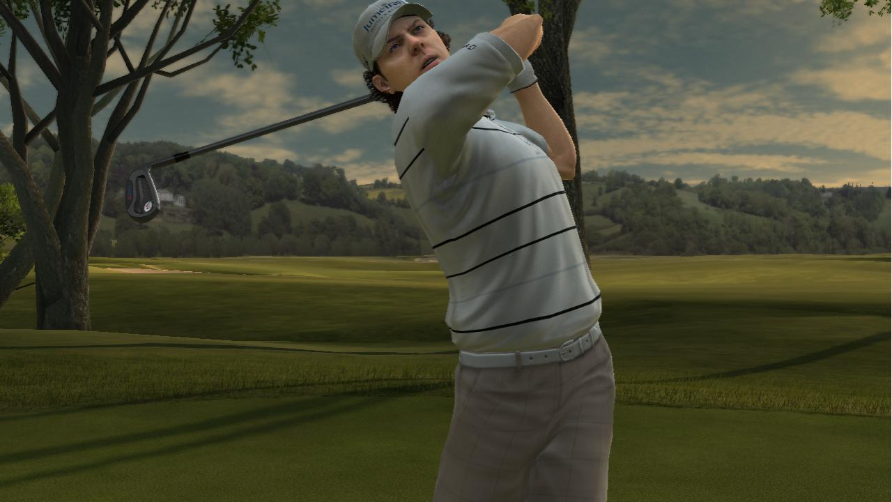 Tiger Woods PGA TOUR 11 - Rory McIlroy