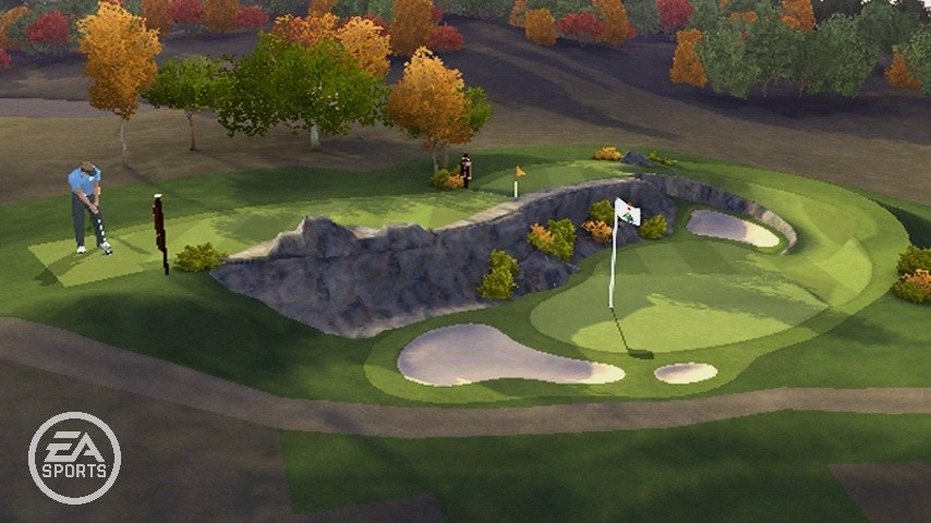 Tiger Woods PGA TOUR 11 - Wii Shots