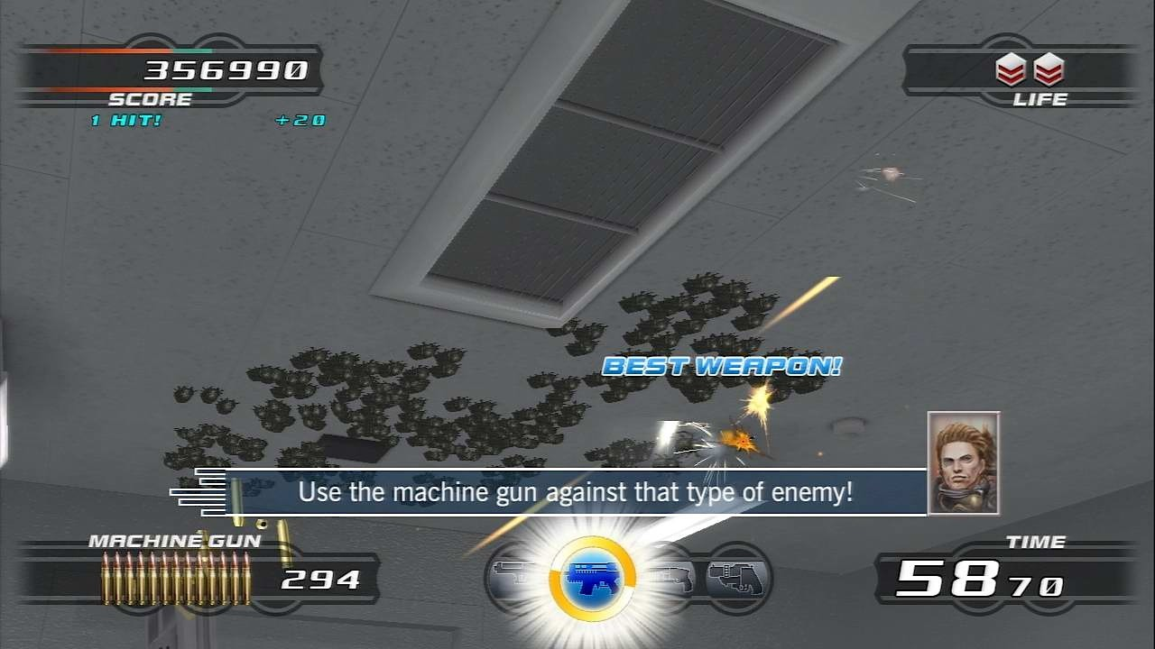Time Crisis: Razing Storm - Time Crisis 4 Screenshots