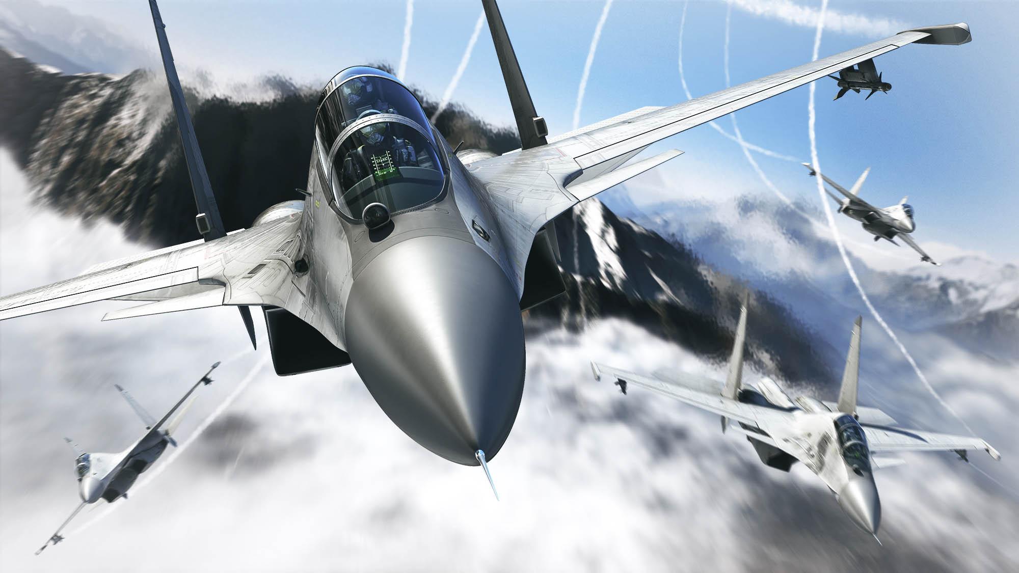 Tom  Clancy's H.A.W.X. 2 - Battaglia ad alta quota