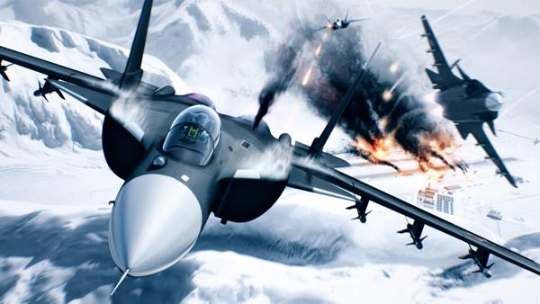 Tom  Clancy's H.A.W.X. 2 - Screenshots