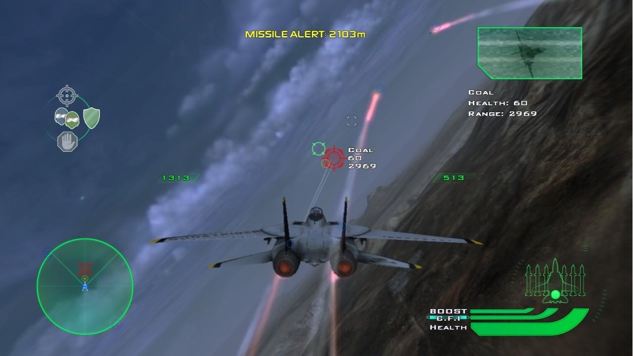 Top Gun - Screenshots