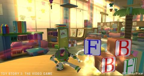 Toy Story 3 - Screenshots PSP