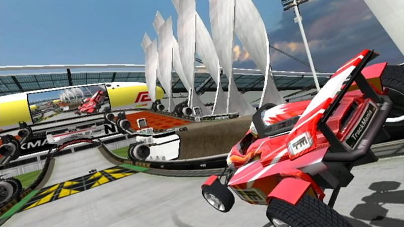 Trackmania Wii - Altre immagini