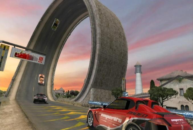 Trackmania Wii - Le prime immagini