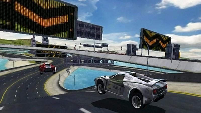 Trackmania Wii - Screenshots
