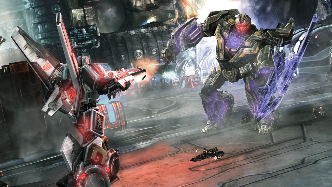 Transformers: War for Cybertron - Scontri