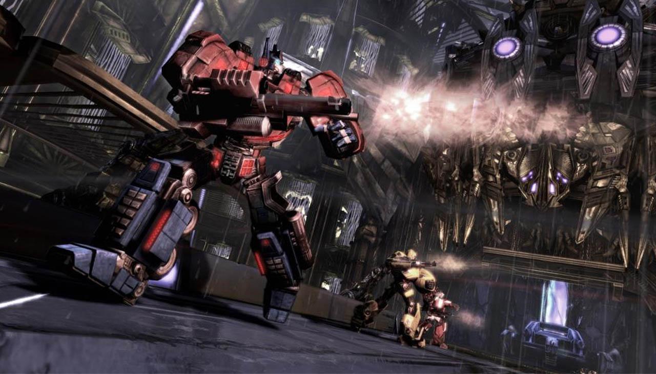 Transformers: War for Cybertron - Screenshots