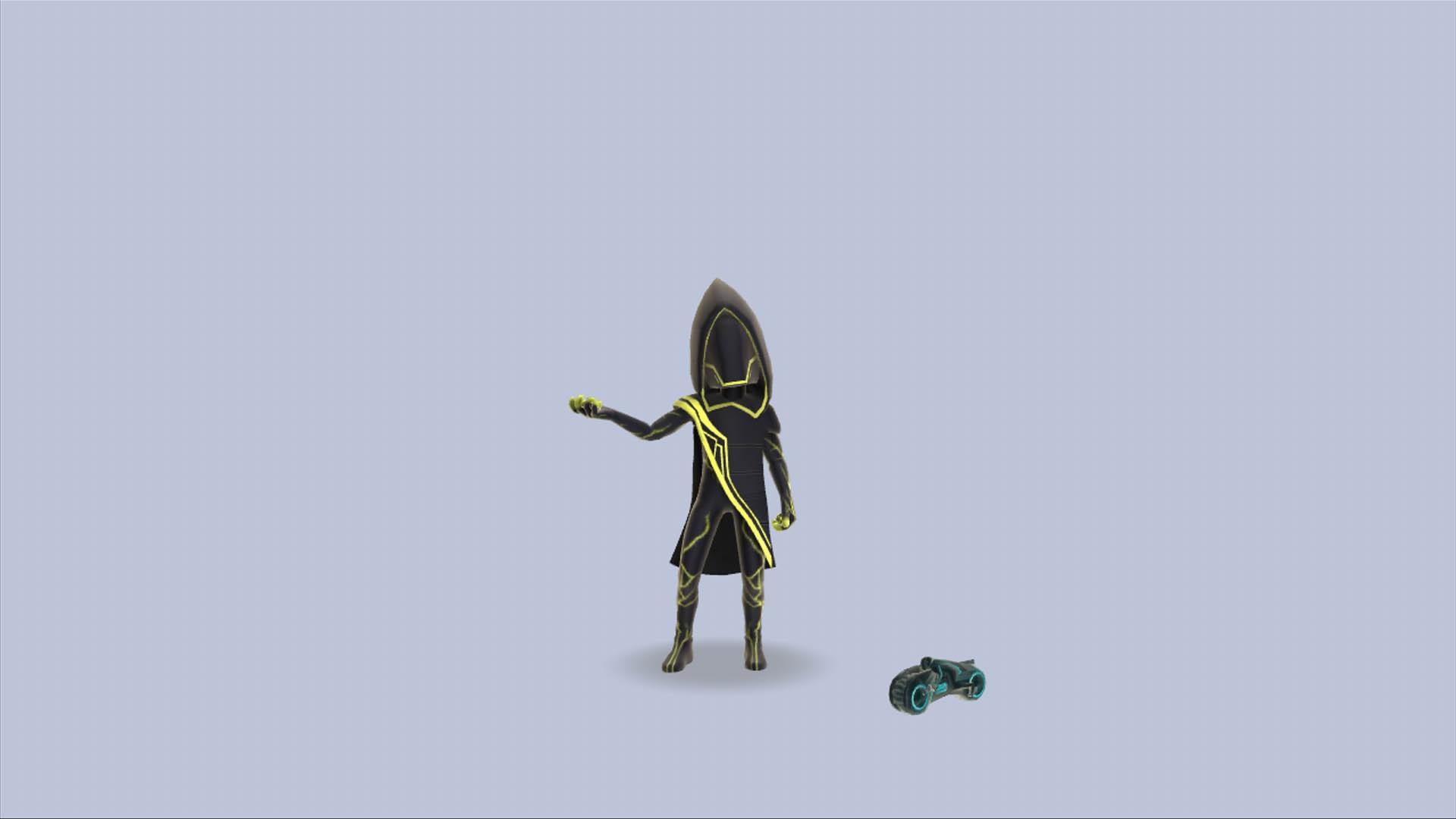 Tron Evolution - Gli avatar personalizzati 1