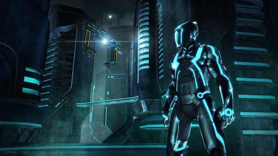 Tron Evolution - Screenshots