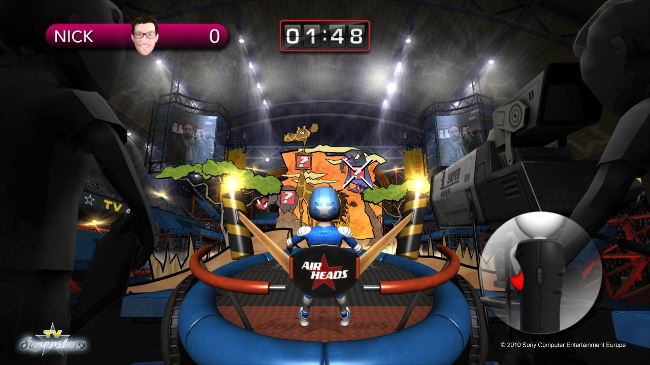 TV SuperStars - Play Station Move
