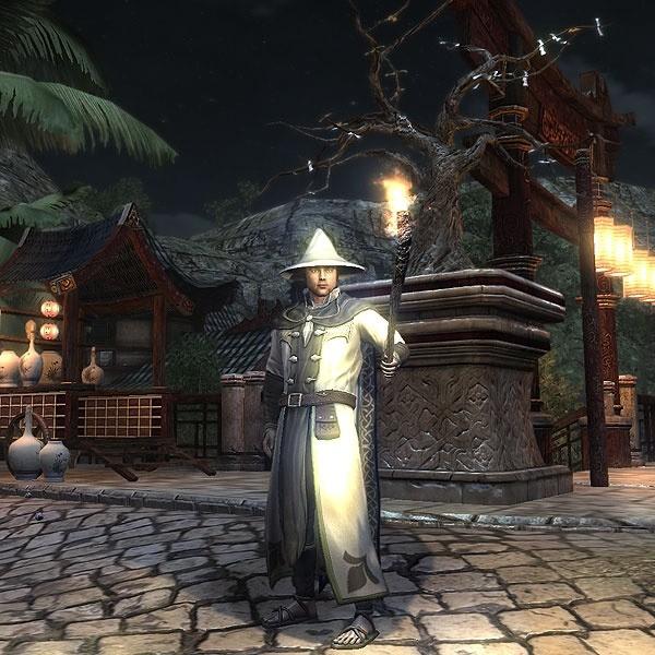Two Worlds II - I personaggi