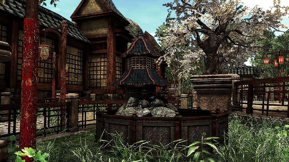 Two Worlds II - Le ambientazioni del gioco