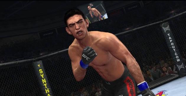UFC 2010 Undisputed - Sangue sul ring!