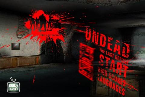 Undead: The Last Refuge - Screenshots