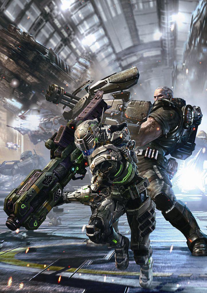 Vanquish - Guerra Robotica